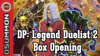 [Yu-Gi-Oh!] Duelist Pack: Legend Duelist 2 Opening - Gimme Machine Cards!!!
