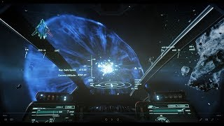 Sabre vs Sabre raven Gameplay Star Citizen