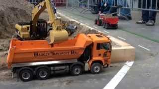 RC Trucks - Modellbau Paaren/Glien 2014 T3