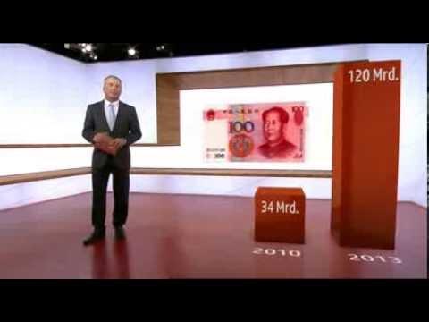 Renminbi-Hub Schweiz?