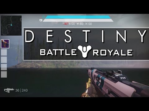 Destiny 2 - BATTLE ROYALE MODE - How It Could Work & Save The Game !!