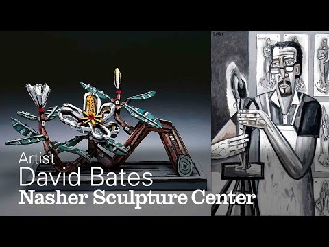Sculpture with the Freshness of Drawing: Artist David Bates in conversation with Curator Jed Morse