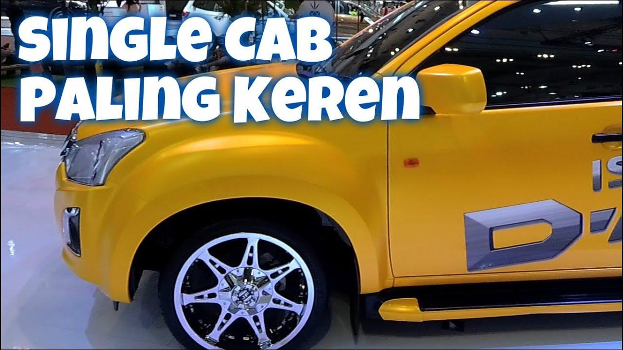 66+ Modifikasi Mobil Pick Up Warna Hitam HD