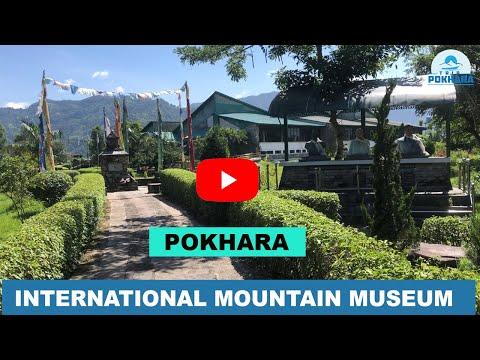 International Mountain Musium Pokhara