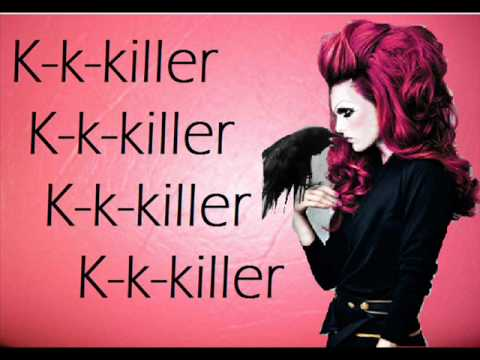 Jeffree Star - I'm in love (with a Killer) lyrics thumbnail