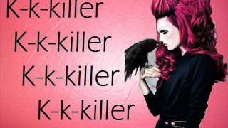 Repeat youtube video Jeffree Star - I'm in love (with a Killer) lyrics