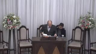 Culto Vespertino - 15/03/2020