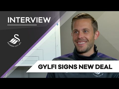 Swans TV - INTERVIEW: Gylfi Sigurdsson signs new deal.