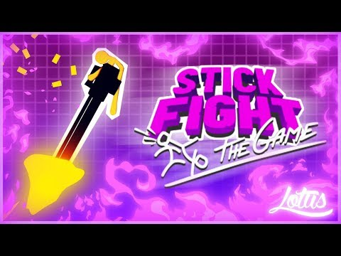 MINI GUN GOD!!! | Stick Fight Funtage