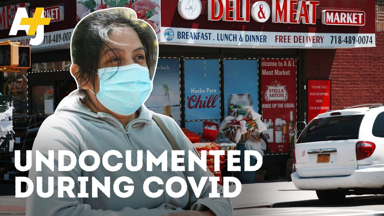 Download What's It Like Being Undocumented During COVID-19?