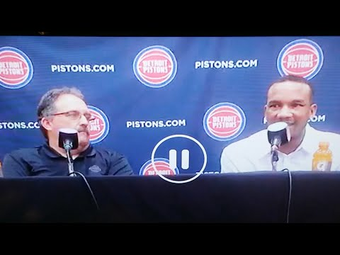 Avery Bradley Presser ... If You Missed It😎