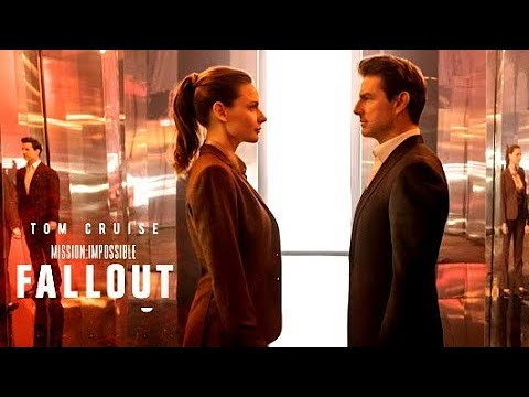 MISSION IMPOSSIBLE - FALLOUT Song Imagine Dragons - Friction (Lyrics)