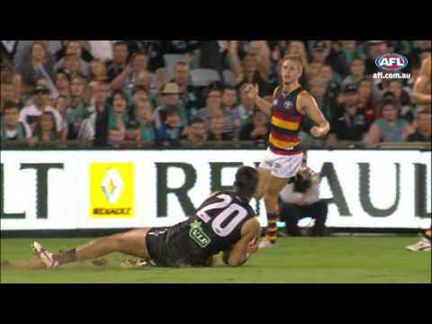The best of Chad Wingard