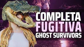 RESIDENT EVIL 2 REMAKE DLC GHOST SURVIVORS | GAMEPLAY Como completar FUGITIVA (KATHERINE) Español