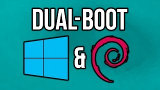 How to Dual-Boot Windows 10 and Debian 8 Jessie