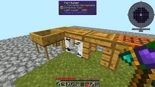 O Melhor Servidor de Sky Factory 1.7.10 (Pirata E Original) (Minecraft Com Mods)