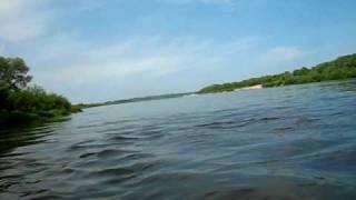 видео Турбаза в Тарусе, отдых на оке в Подмосковье