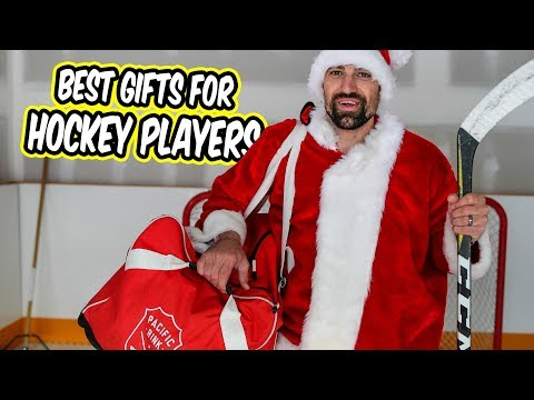 Best Hockey Player Gifts 2018 edition