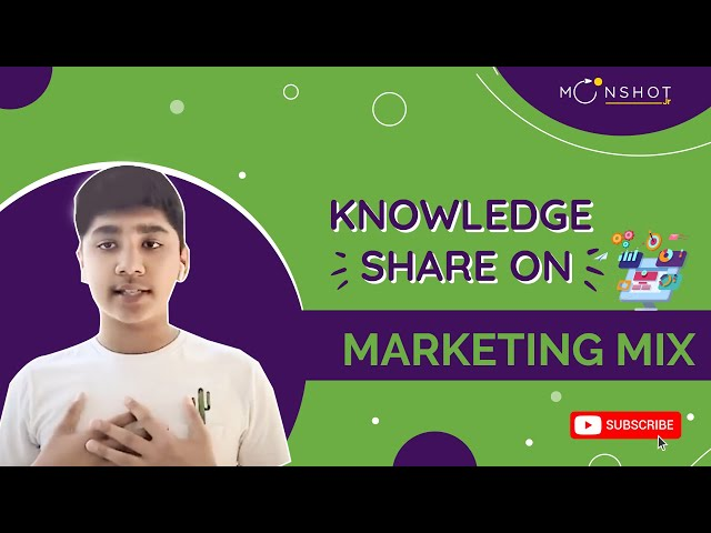Entrepreneurship Development #28 - Marketing Mix