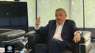 Entrevista de Jorge Fontevecchia a  Eduardo Duhalde
