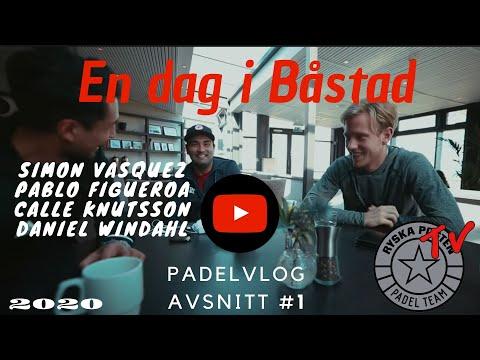 #1 En Dag I Båstad Med Simon Vasquez, Pablo Figueroa, Calle Knutsson & Daniel Windahl 🎾