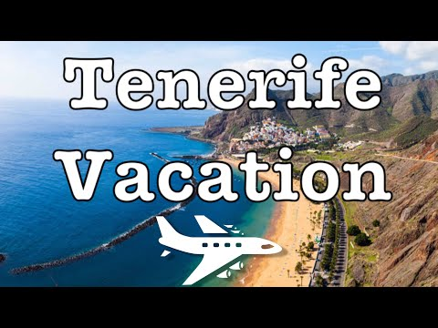 Tenerife Vacation in HD