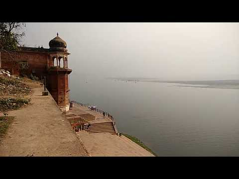 The best view of River Ganges from Shivala Ghat-Varanasi