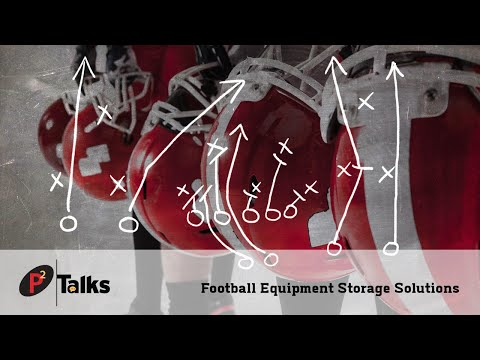 P2 Talks - Football Equipment Storage Solutions Video
