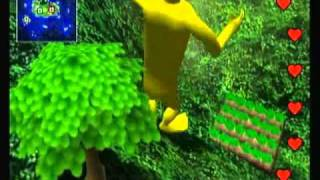 Doshin the Giant Playthrough - Intro & Day 1 (GameCube, PAL English version)