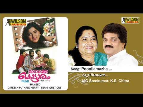 Poonilamazha - Maanathe Kottaram