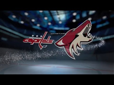 Washington Capitals vs Arizona Coyotes – Dec. 22, 2017 | Game Highlights | NHL 2017/18 Обзор