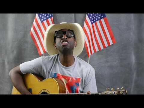 """Make America Great Again  (Black Country Singer - """"Herb-Soul-d Out """")"""