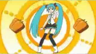 VOCALOID японская реклама сока(Мозг ты гдЭ????, 2010-09-13T06:53:27.000Z)