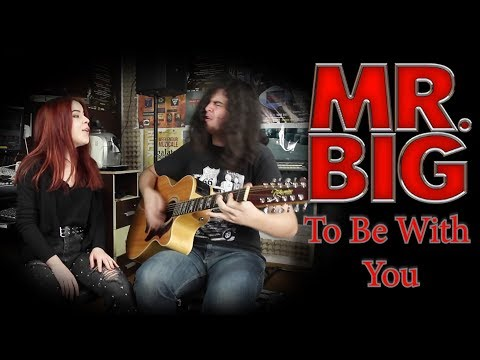 To Be With You - Mr. Big; Cover by Andrei Cerbu & Andreea Munteanu, tribute to Pat Torpey