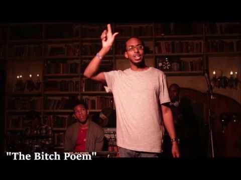 "Dominic ""Nerd"" McDonald - The Bitch Poem (#UnplugdLA Slam 12/11/16)"