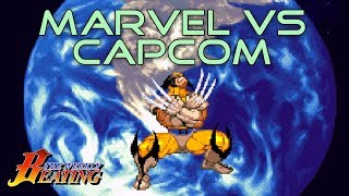 The Weekly Beating #101: Marvel VS Capcom (Dreamcast)