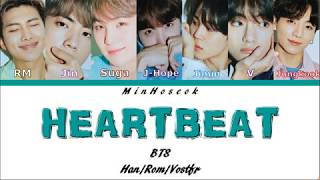 Gambar cover {Han/Rom/Vostfr} BTS (방탄소년단) - HEARTBEAT Color Coded Vostfr