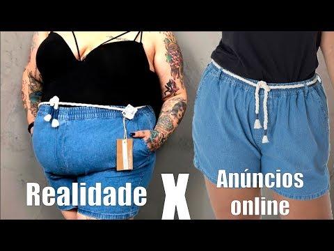 Plus Size: Anúncios Online X Realidade