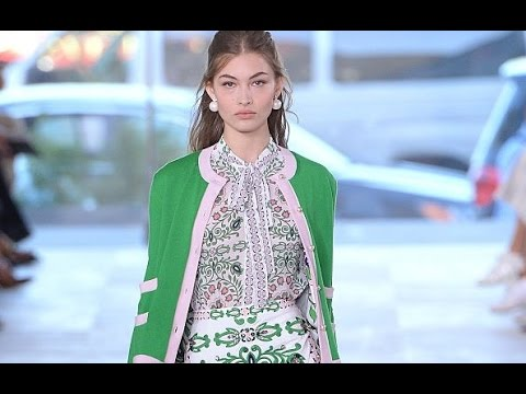 Tory Burch | Spring Summer 2017 Full Fashion Show | Exclusive