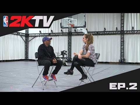 NBA 2KTV S2. Ep. 2 - Behind the Scenes with Spike Lee and the Cast of Livin' Da Dream
