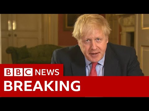 Coronavirus: PM Announcing Strict New Curbs On Life In UK - BBC News