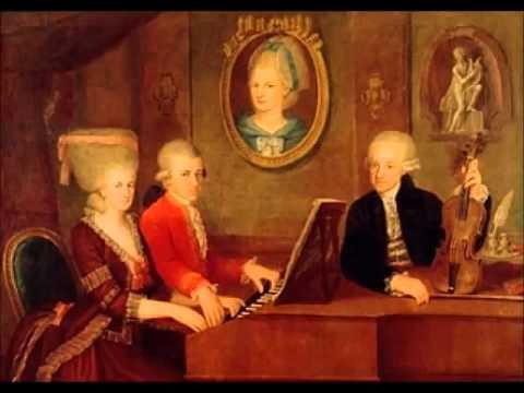 "W. A. Mozart - KV 220 (196b) - Missa brevis in C major ""Spatzenmesse"""