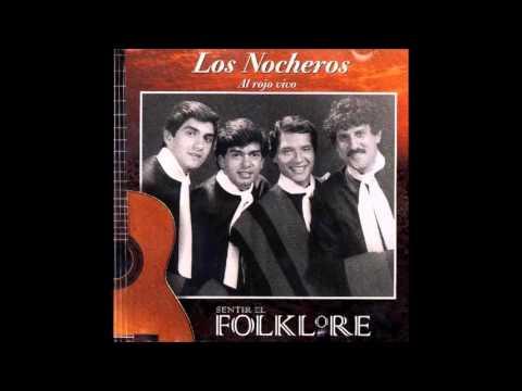Los Nocheros - Al Rojo Vivo (1989) (Álbum Completo)