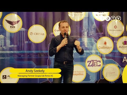 Andy Szekely - Iasi Business Days 2016