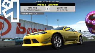 need for Speed: ProStreet Настройка для драга Dodge Viper 4 передачи подряд