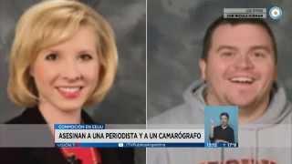 Visión 7 - Mató a dos periodistas, grabó la escena y se suicidó