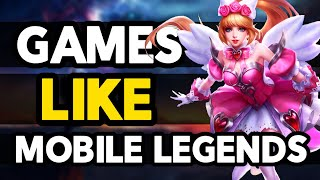 Top 10 MOBA Gaṁes Like Mobile Legends for mobile