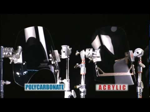 polycarbonate vs acrylic you decide youtube. Black Bedroom Furniture Sets. Home Design Ideas