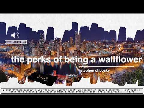 Book Talk: The Perks Of Being A Wallflower By Stephen Chbosky