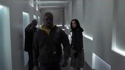 The Defenders - Hallway Fight Scene (S01E03)